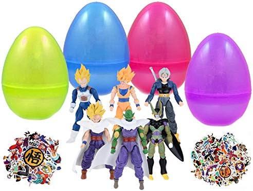 """DBZ Dragon Ball Z 5/"""" Figure w Stand"""