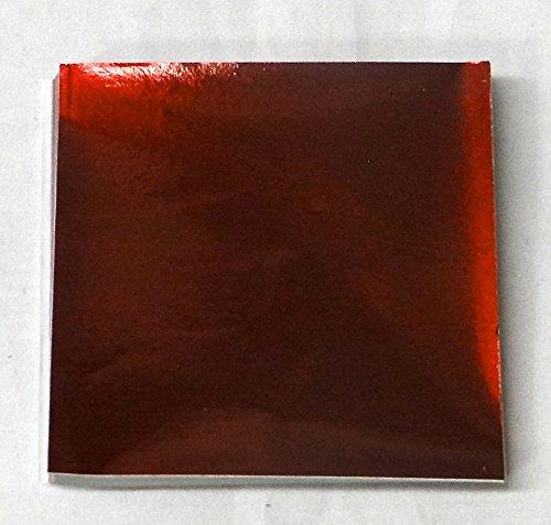 Burgundy Foil (4