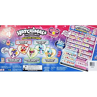 Hatchimals Season 4 CollEGGtibles The Ultimate Hatch 30-Pack: Toys & Games