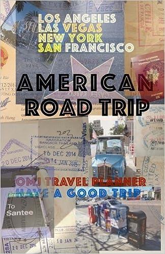 foto de American Road Trip: USA travel planner: o m j: 9781512197655 ...