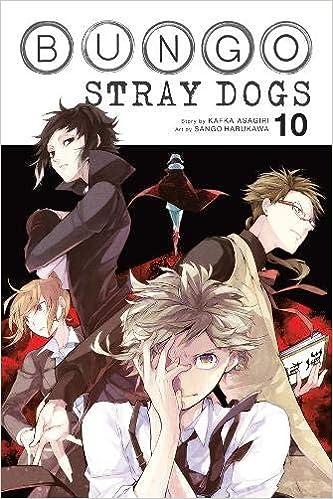 Bungo Stray Dogs, Vol  10: Kafka Asagiri, Sango Harukawa