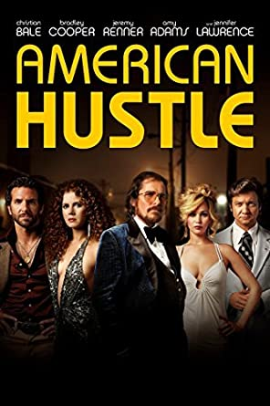 Amazon Com American Hustle Dvd 2013 Import By Christian Bale Movies Tv
