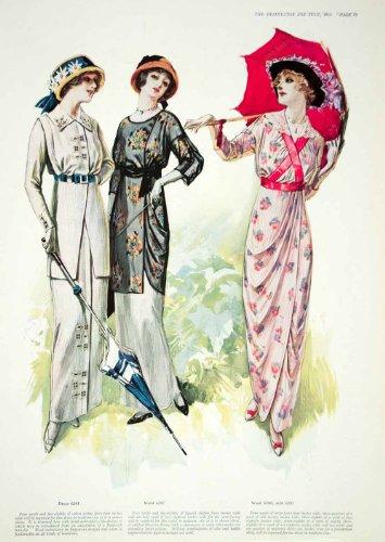 1913-color-print-late-edwardian-dress-period-clothing-chiffon-vintage-style-silk-original-color-prin