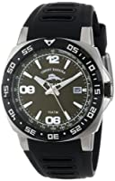 Tommy Bahama RELAX Men's RLX1196 Delmar Black Dive 3-Hand Date Analog Watch by Tommy Bahama RELAX