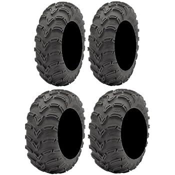 Amazon com: ITP Mud Lite AT Mud Terrain ATV Tire 25x10-12