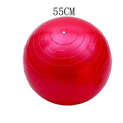CRSM 55Cm / 65Cm / 75Cm Bola De Yoga Deportiva Bola Lisa Bola De ...