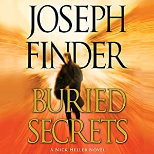 Buried Secrets Audiobook