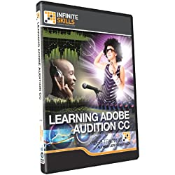 Learning Adobe Audition CC - Training DVD