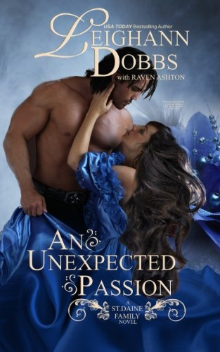 book cover of An Unexpected Passion