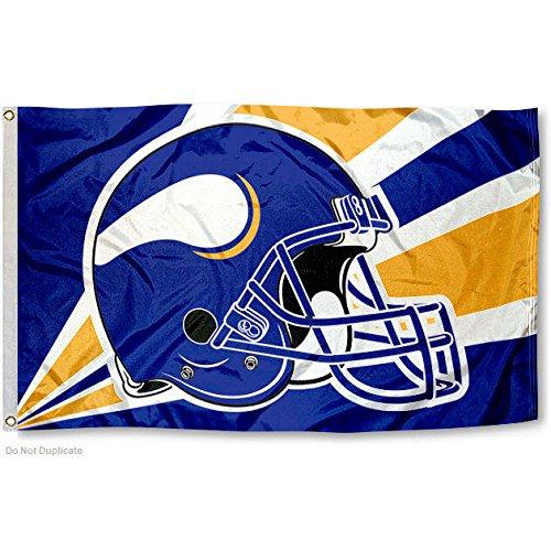 - Minnesota Vikings Official NFL Banner Flag by Fremont Die