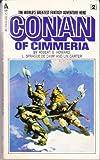 Conan of Cimmeria, Robert E. Howard, 0441116310