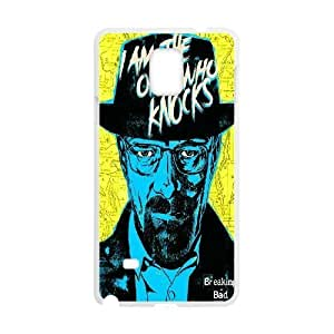 Breaking Bad Design Discount Personalized Hard Case Cover for Samsung Galaxy Note 4, Breaking Bad Galaxy Note 4 Cover