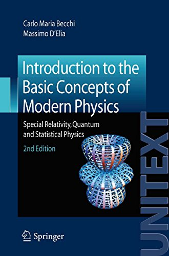 Introduction to the Basic Concepts of Modern Physics (UNITEXT) eBook