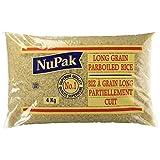 Nupak Parboiled Rice, 4Kg