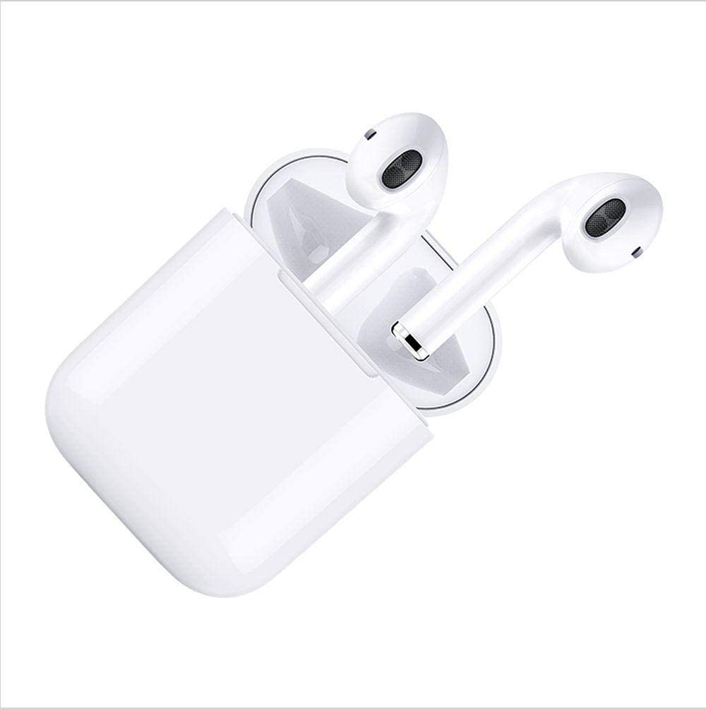 Lanou Wireless Airpods Headphone Sports Bluetooth Headsets For Apple Iphone Ipad Android Phones And Tablets Windows Pc Tablets And Phones With Charging Case Price In Uae Amazon Uae Kanbkam