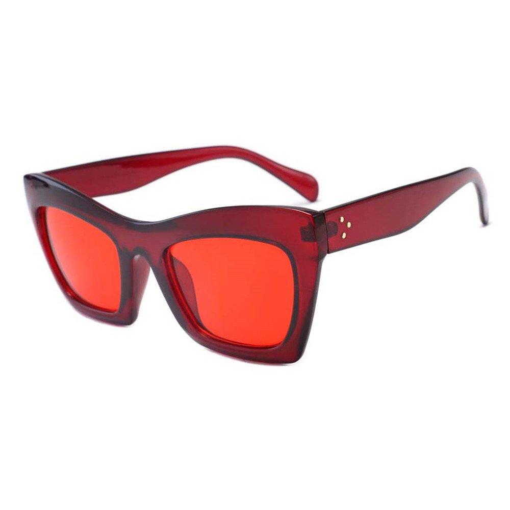 2019 Gafas de sol mujer hombre UV400 protección retro unisex ...