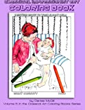 Classical Impressionist Art Coloring Book: A Teaching Tool for Art History (Classical Art Coloring Books) (Volume 5)