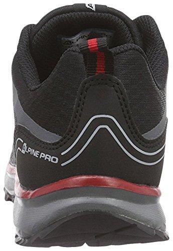 Alpine Pro Bloomington, Sneakers Unisex Adulto, Gris Oscuro, EU 37