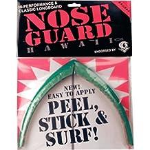 Surfco Hawaii Surfboard Accessories Longboard Green Tint Nose Guard Kit by Surfco Hawaii