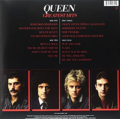 1689d3166 Greatest Hits 1 [VINYL]: Amazon.co.uk: Music