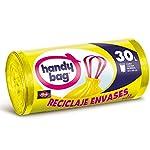 Handy-Bag-Bolsas-de-Basura-30L-Reciclaje-Envases-Extra-Resistentes-15-Bolsas