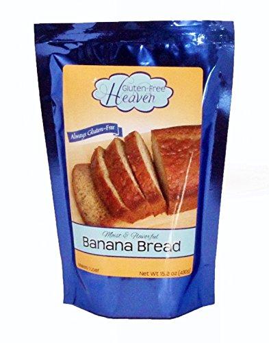 - Gluten-Free Banana Bread Mix