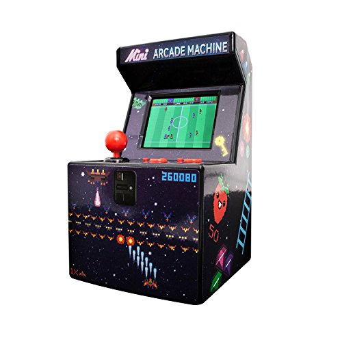 Boys Mini Arcade Machine 240 Game