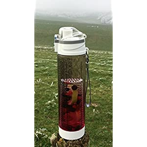 ZENFUZE Premium Fruit Infuser Sport Water Bottle