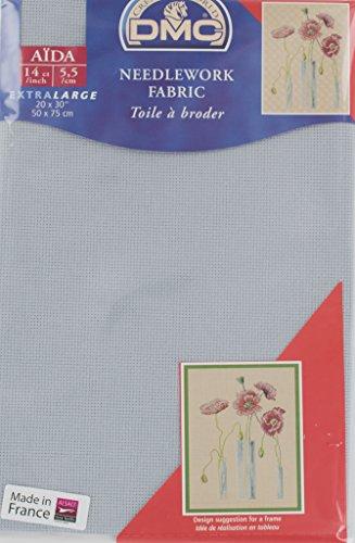 DMC 14 Count Aida Fabric 20×30 Inches (50x75cm) – DC28/415