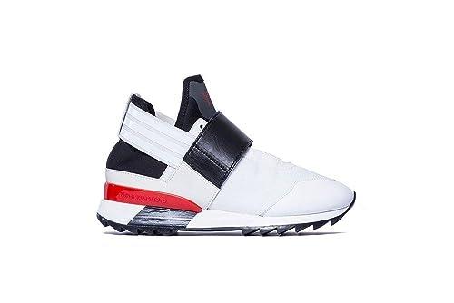 81b9b9e14639 Adidas Women s Y-3 Atira White Black BY2569 (Size  7)  Amazon.ca ...