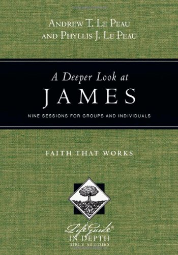 Deeper Look James Faith Lifeguide product image