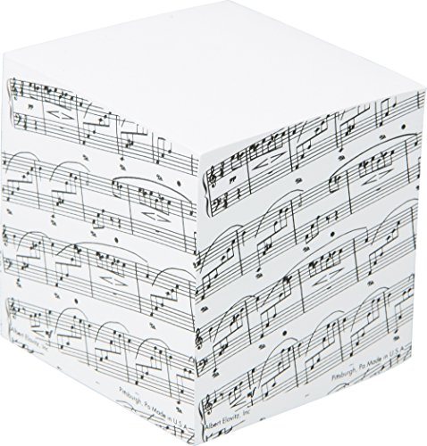 AIM Sheet Music Memo Cube ()