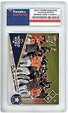 Houston Astros World Series Champs 2017 Topps Now #862 Card - Slabbed Baseball Cards