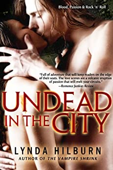 Undead in the City by [Hilburn, Lynda]