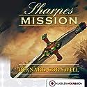 Sharpes Mission (Richard Sharpe 7) Audiobook by Bernard Cornwell Narrated by Torsten Michaelis