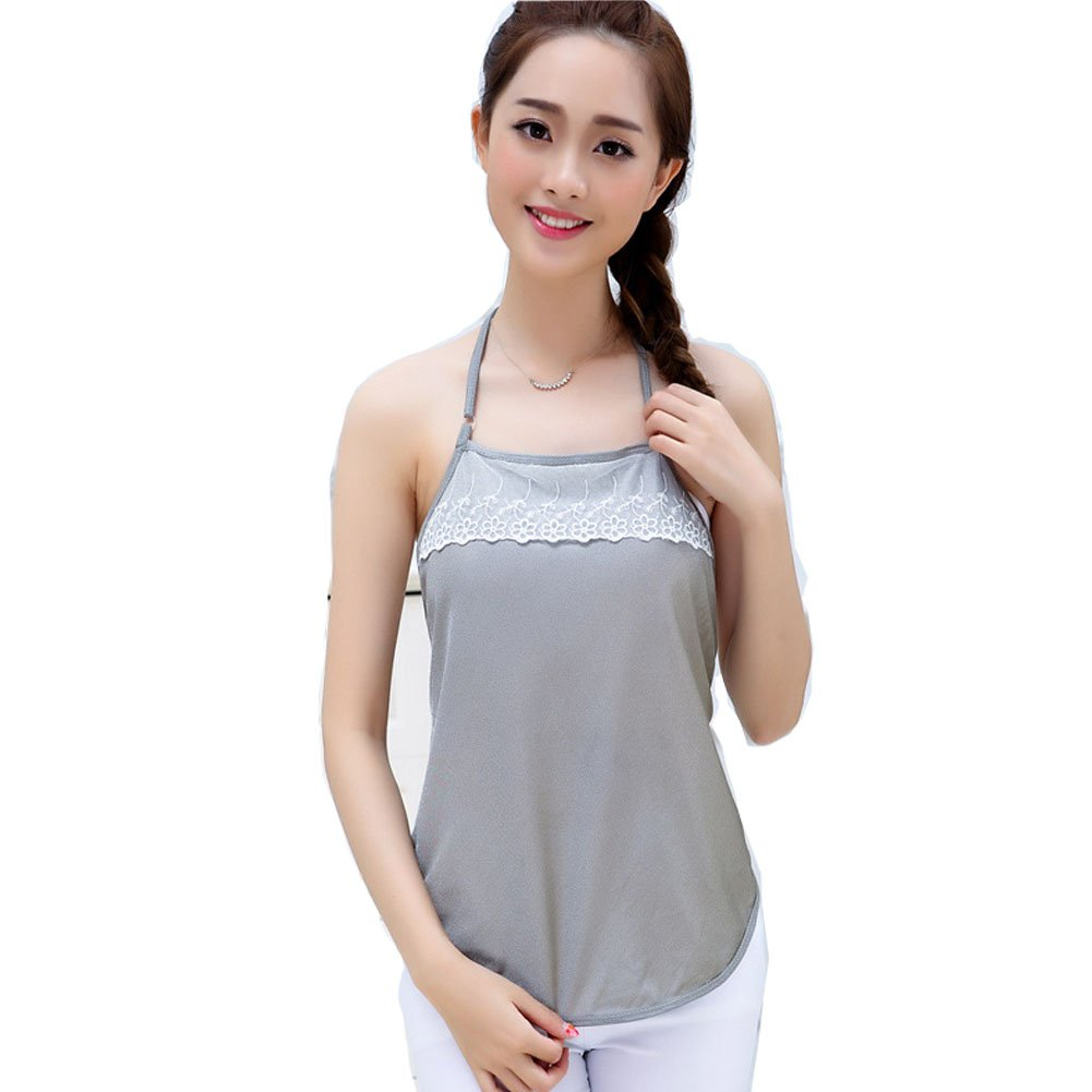 Hynbase Anti-radiation Maternity Clothes Belly Tee Baby Protection Sling Apron