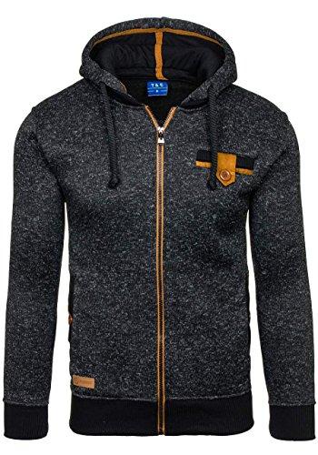 Xxl Zip Hoodie Sweatshirt - 4