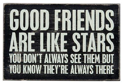 Good Friends Like Stars Anniversaries product image