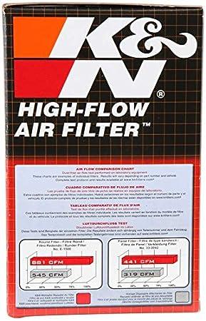 K/&N TB-9004 Triumph High Performance Replacement Air Filter