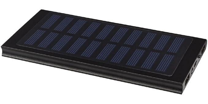 Avenue Cargador solar portátil 8000 mAh Stellar: Amazon.es ...