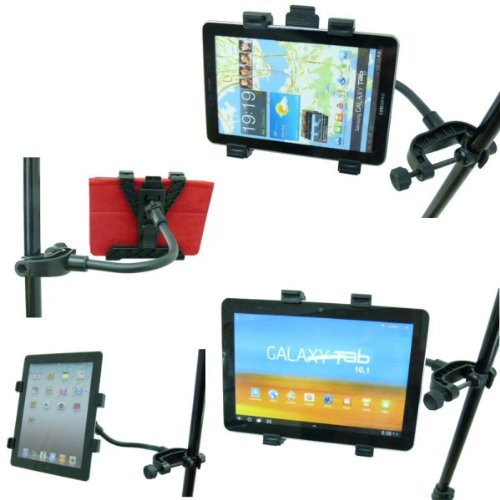 Buybits Music Microphone Stand Tablet PC Mount (sku 15869) by Buybits