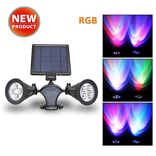 Ultra Bright Double Solar Spot Lights in US - 4