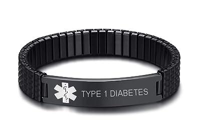 Image result for Medical Bracelets Can Save a Life