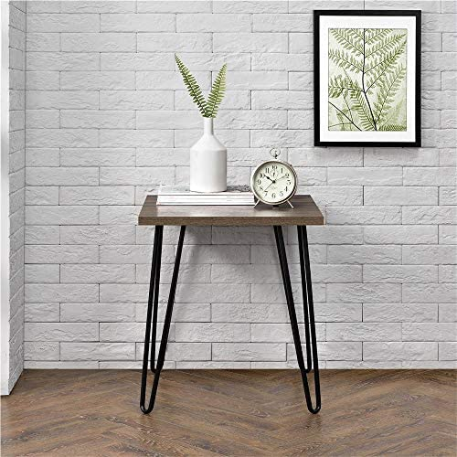 Ameriwood Home Owen Retro Accent Table, Walnut