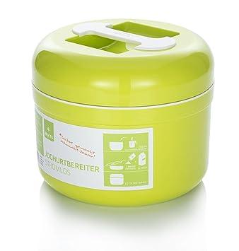 My Yo my yo joghurtbereiter ohne strom in limette 2 beutel bio fermente
