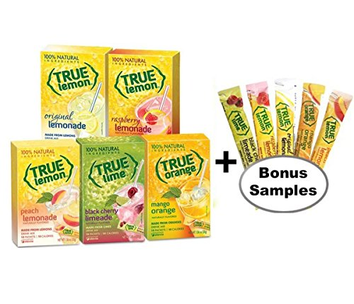 True Lemon Assorted Beverage - 3