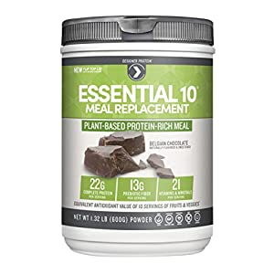 Designer Protein Essential 10 Meal Plant Based Supplement