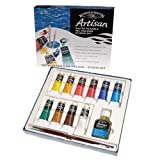 Winsor & Newton Artisan Water Mixable Oil Color Studio Set