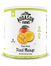 Freeze Dried Diced Mango 9.52 oz No. 10 Can