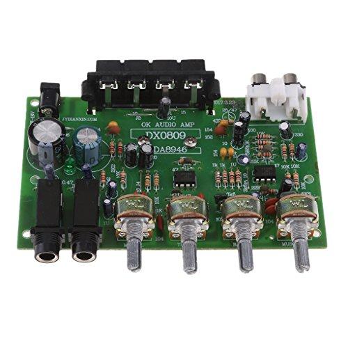 Homyl DC 12V 60W Hi-Fi Audio Stereo Power Amplifier Board for Car by Homyl